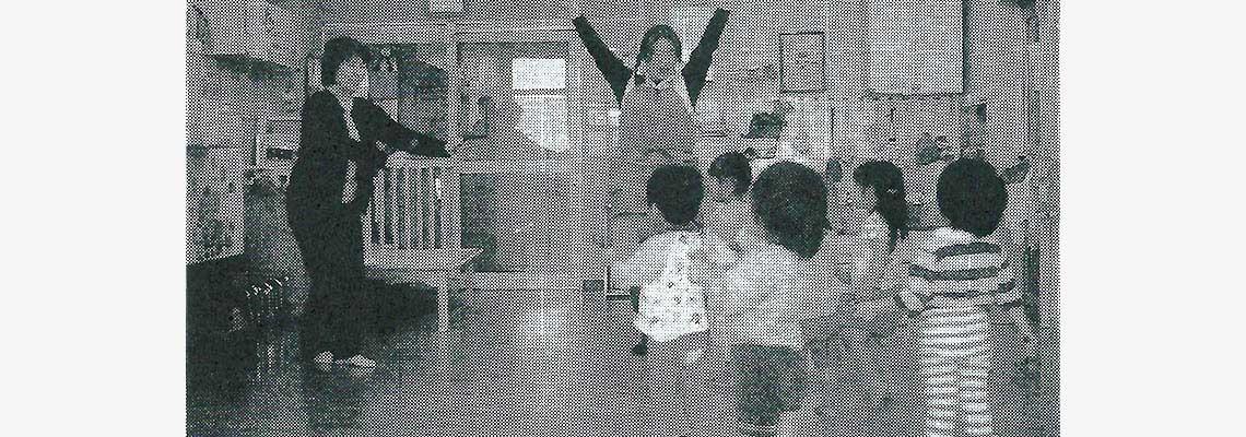 音楽のひろば 親子で楽しむリズム遊び