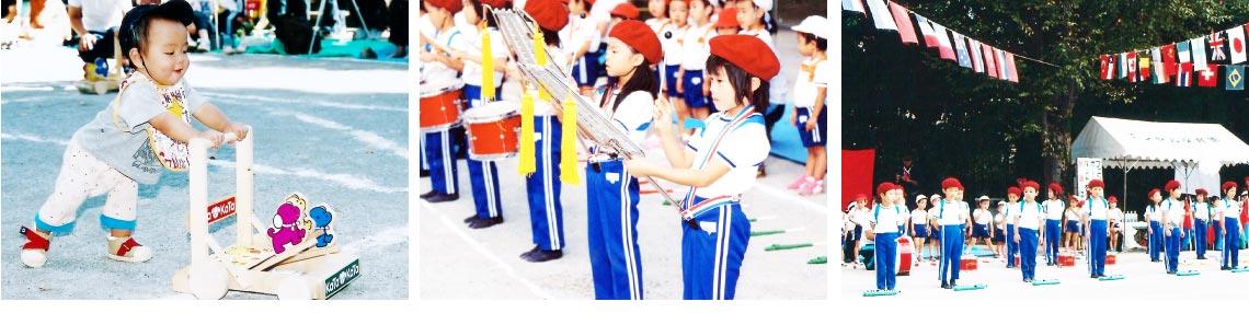 運動会 吹奏楽